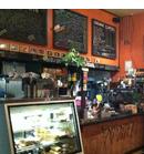 Alpine Cafe interior