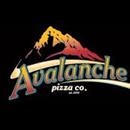 Avalanche Pizza logo