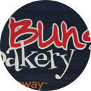 Hot Buns Bakery logo