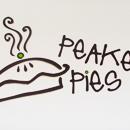 Peaked Pies logo