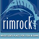 Rimrock Cafe logo