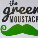 The Green Moustache logo