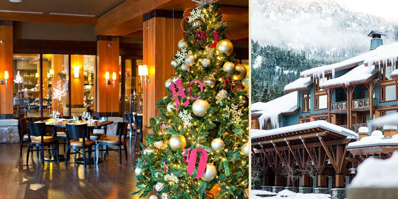 Christmas Nita Lake Lodge